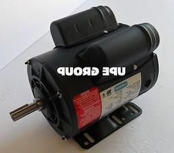 NEW Leeson Electric motor replaces sanborn 160-0266 for KOBA