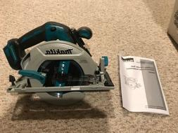 "New Makita XSH03 Cordless Brushless 6 1/2"" Circular Saw 18 V"