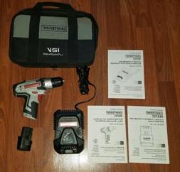 Craftsman NexTec CORDLESS COMPACT High Torque DRILL / DRIVER