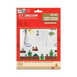 Super Mario Bros. Fridge Magnets - Features 80 Magnetic Char