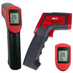HDE Non-Contact Infrared IR Temperature Gun Digital Thermome