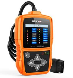 Obd Ii Auto Code Reader Automotive Diagnostic Scan Tool Chec