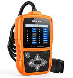 Obd Ii Auto Code Reader Automotive Diagnostic Scan Tool Chec
