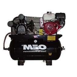 OEMTOOLS OEMTUE8030HGE 8 HP 30 Gallon Air Compressor Honda E