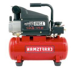 Craftsman 3 Gallon Oil Lube 135psi Portable Air Compressor w
