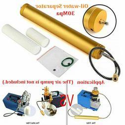 Oil-Water Separator Air Filter High Pressure PCP Compressor