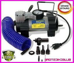 on-Aire Goodyear 120-Volt Direct Drive-Tire, Inflator, Air C