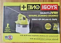Ryobi ONE+ 18-Volt Lithium-Ion Cordless Chemical Sprayer
