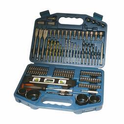 Makita p-67832 101 Piece accessory kit in plastic case Impac