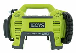 Ryobi P731 One+ 18v Dual Function Power Inflator/Deflator Co