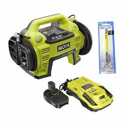 Ryobi P731 One+ 18v Dual Function Power Inflator/Deflator wi