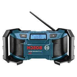 Bosch PB180 18V Lithium-Ion AM/FM Radio with MP3 Compatibili