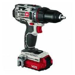 Porter-Cable PCC606LA 20V Max Cordless Lithium-Ion 1/2 in. D