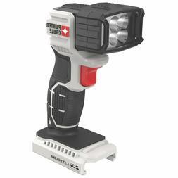 PORTER CABLE PCC700B 20-volt MAX Lithium Bare LED Flashlight