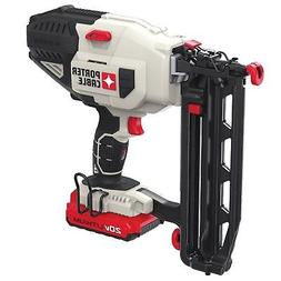 PORTER-CABLE PCC792LA 20V MAX Cordless Lithium 16GA Straight