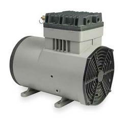 Piston Air Compressor, 3/4HP, 115V, 1Ph