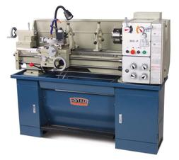 Baileigh PL-1236E Dual Voltage Metal Lathe, 1-Phase 110/220V