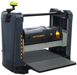 POWERTEC PL1251 15 Amp 2-Blade Benchtop Thickness Planer For