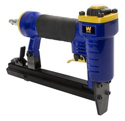 Pneumatic 20 Gauge Stapler Gun Brad Drive Holds 100 Staples