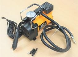 Hoteche Portable 12V Tire Inflator Air Compressor Pump 100ps