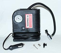 PrimeTrendz TM 300 PSI Portable Air Compressor - Tire Inflat