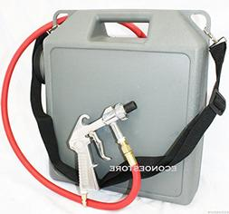 30 Lbs Portable Air Sandblaster Air Tools Sand Blaster Kit B