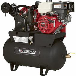 NorthStar Portable Gas-Powered Air Compressor Honda GX390 OH