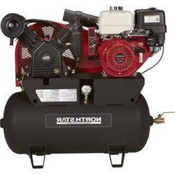- NorthStar Portable Gas-Powered Air Compressor - Honda GX39