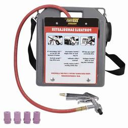 Toolsempire 2.5 Gallon Portable Handheld Air Sandblaster Too