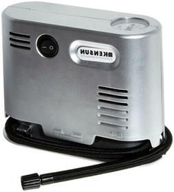 Kensun Portable Travel High Pressure Air Compressor, Silver