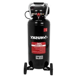 Portable Vertical Electric Air Compressor Tool 20 Gal. 200 P