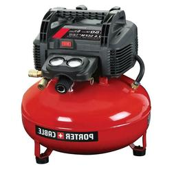 porter cable 6 gal 150 psi portable