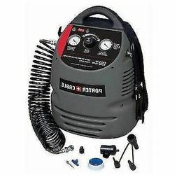 Porter Cable CMB15 120V 150 PSI 1.5 gal Oil-Free Fully Shrou