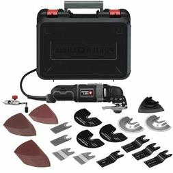 PORTER-CABLE PCE605K52 3-Amp Oscillating Multi-Tool Kit with