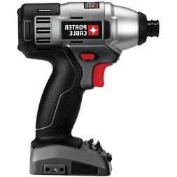 """Porter Cable PCL180ID 18V 1/4"""" Hex Impact Driver -"""