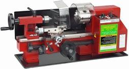 Central Machinery 7 x 10 Precision Mini Lathe by Central Mac