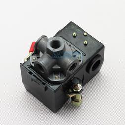 Pressure Switch Control Valve Air Compressor 135-175PSI 4 PO