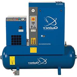 Quincy QGS Rotary Screw Compressor with Dryer - 5 HP, 200/20