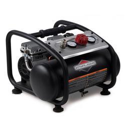 Briggs & Stratton 3-Gallon Quiet Power Technology Air Compre