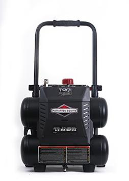 Briggs & Stratton 4.5-Gallon Quiet Power Technology Air Comp