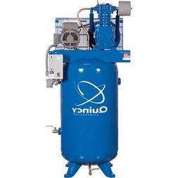 - Quincy QT-5 Splash Lubricated Reciprocating Air Compressor