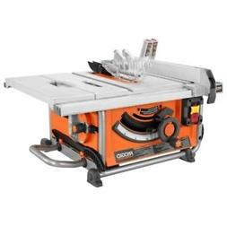 RIDGID R45161 Compact Table Saw Brand New Never Used