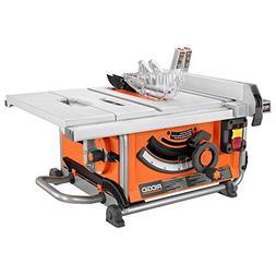 Ridgid R45161 15-Amp 10 in. Compact Table Saw