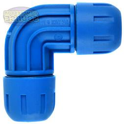 """3/4"""" Rapid Air FastPipe 90-Degree Elbow Fitting Quality Comp"""