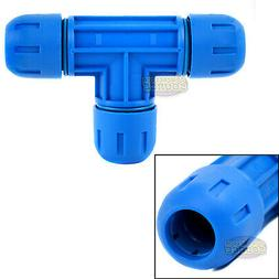 """3/4"""" Rapid Air FastPipe Equal Tee Fitting Quality Compressed"""