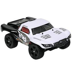 HUKOER RC Car - High Speed Flexible Remote Control Top Race
