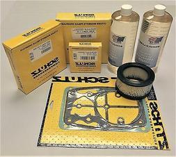 REBUILD KIT FOR SCHULZ AIR COMPRESSOR PUMP MSL OR CSL 30 MAX