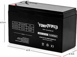 Rechargeable 12V 7AH Sealed Battery Beiter DC Power