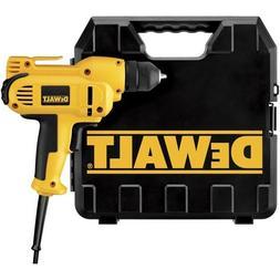 Factory-Reconditioned DEWALT DWD115KR 3/8-Inch VSR Mid -Hand
