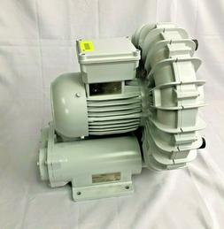 Regenerative Blower, 1.8 HP, 460V FUJI ELECTRIC VFD41-H
